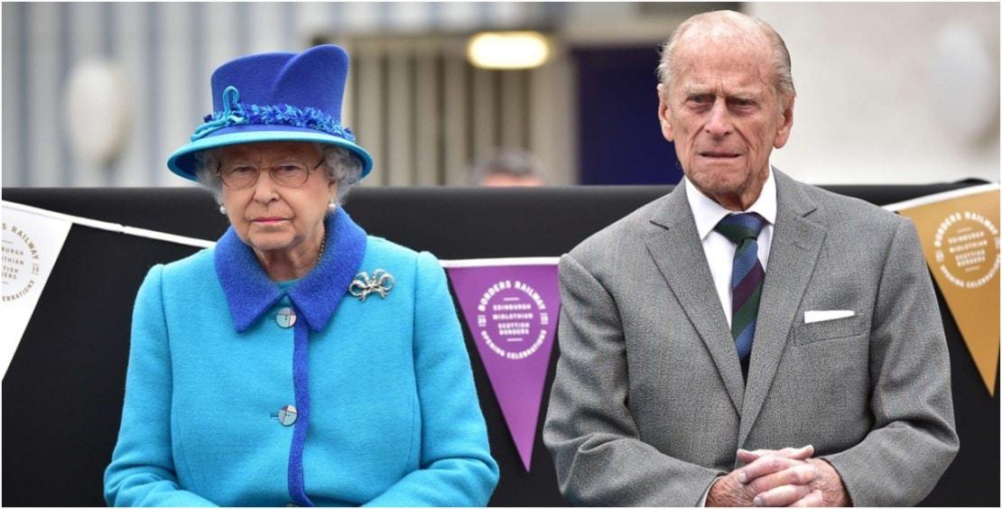 الملكة إليزابيث تودّع الأمير فيليب بكلمات مؤثرة
