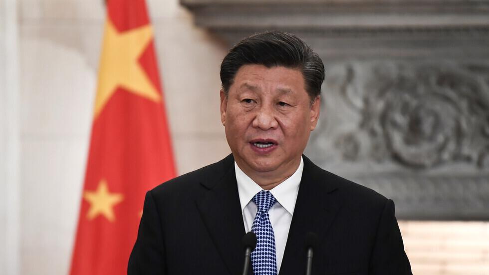 رئيس الصين يبحث مع ميركل تعزير التعاون الاستراتيجي بين البلدين