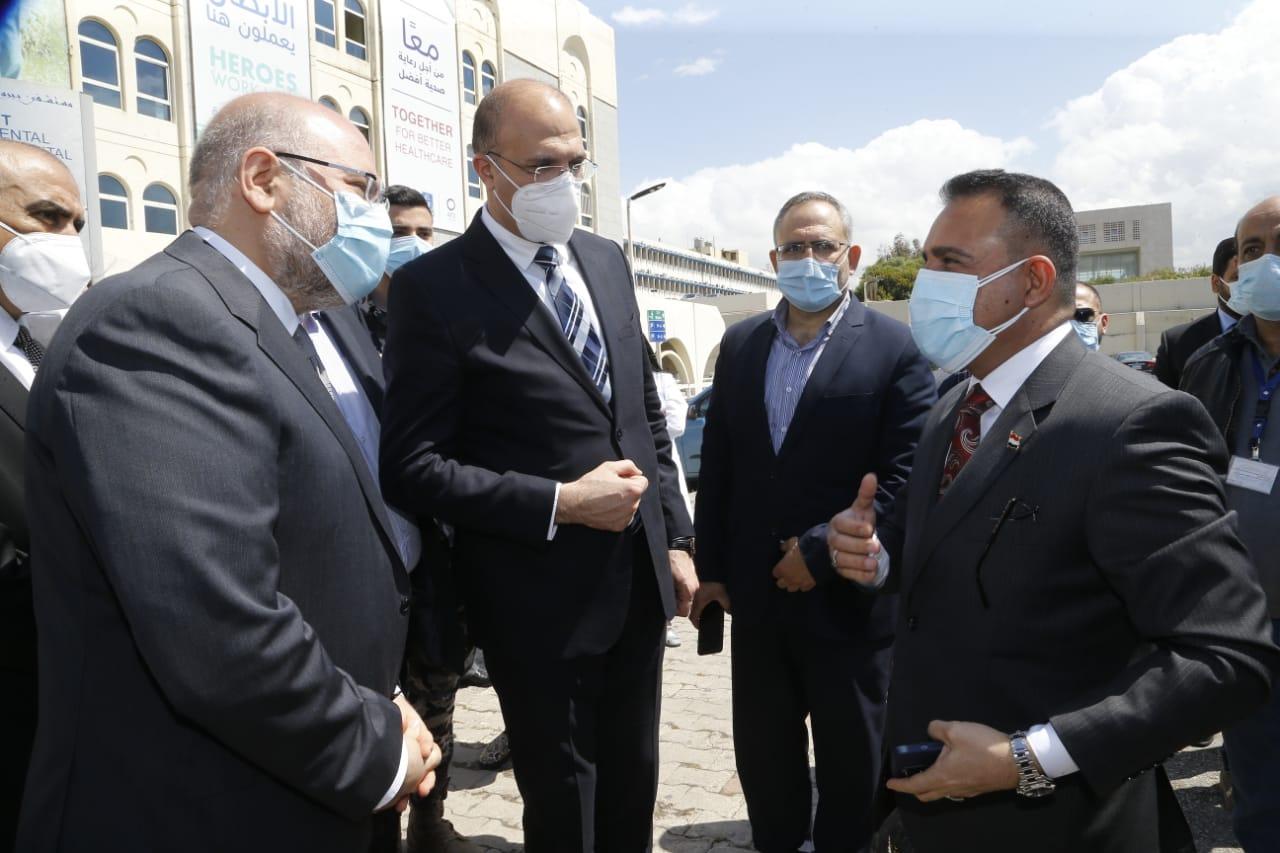 لبنان والعراق تتفقان.. النفط مقابل الخدمات الطبية