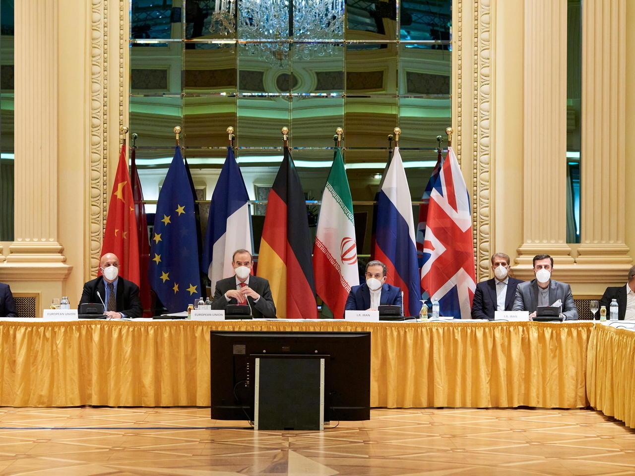 نائب الرئيس الإيراني : محادثات فيينا اليوم كانت مثمرة