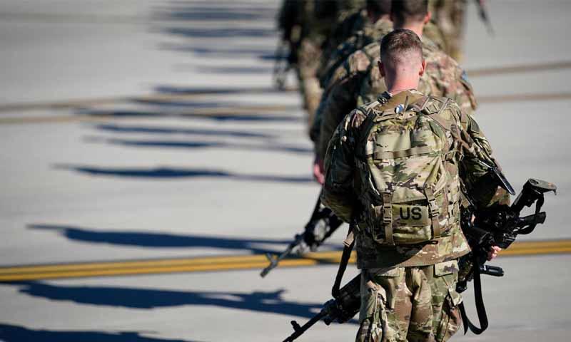 الولايات المتّحدة تسحب قواتها الباقية في العراق