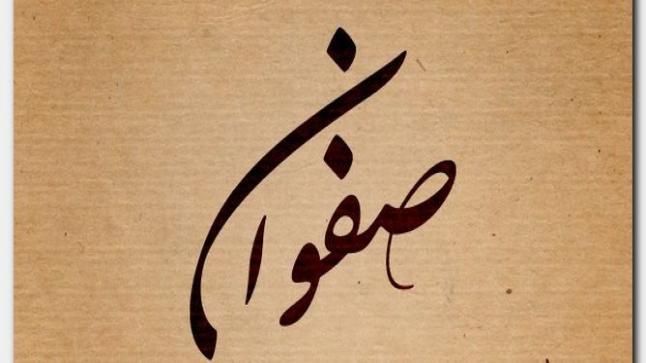 معنى اسم صفوان في المعجم العربي