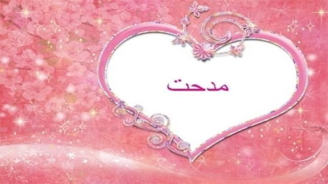 معنى اسم مدحت في المعجم العربي