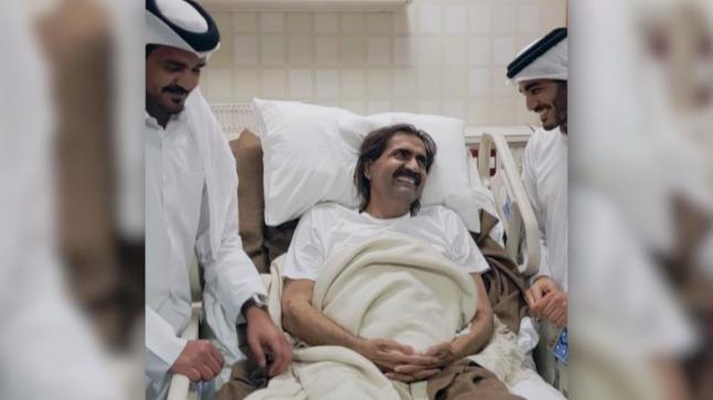 ننشر أسباب نقل أمير قطر السابق حمد بن خليفة إلى المستشفي