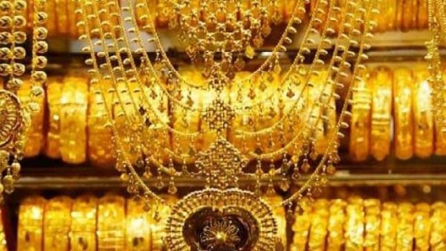 أسعار الذهب اليوم الثلاثاء 19\6\2018 بمحلات الصاغة