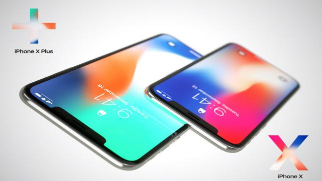 أيفون تعلن موعد طرح هاتفها الجديد iphone x plus متعدد الكاميرات