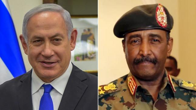 صحيفة عبرية.. السودان يقترب من التطبيع رسميًا مع إسرائيل
