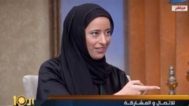 بالفيديو…لقاء خاص مع المعارضة القطرية مني السليطي في حوار خاص مع سكاي نيوز عربية
