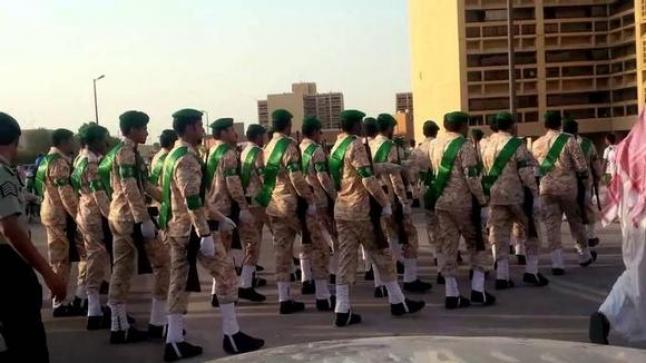 تعرف على أسماء المقبولين للوظائف العسكرية السعودية