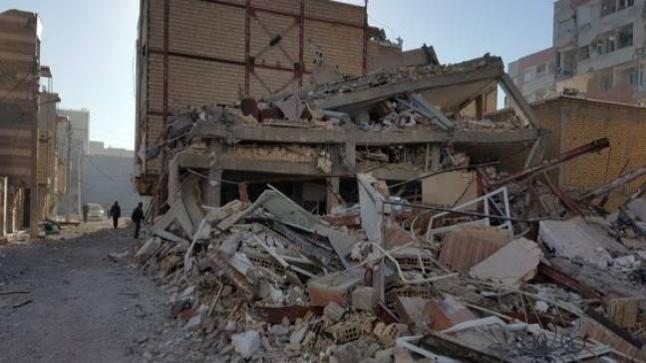 تفسير حلم الزلزال في المنام للنابلسي