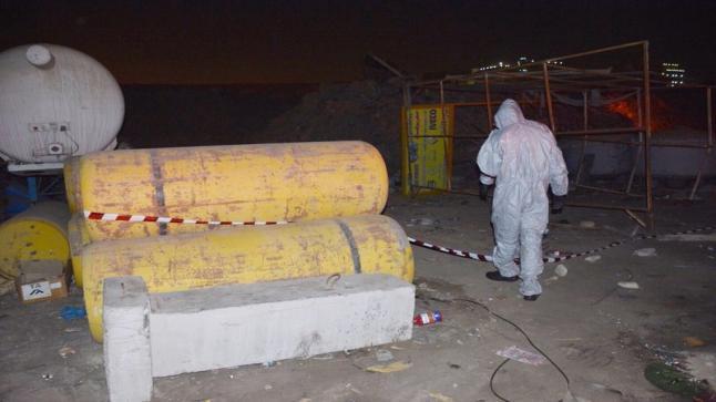 حادثة تسرب غاز الكلور في جدة تتسبب في اختناق 11 شخص