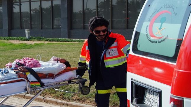 ننشر أسماء المقبولين نهائياً بوظائف إسعاف وطوارئ الهلال الأحمر بالسعودية