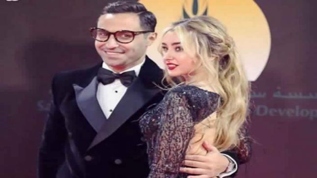"""أحمد فهمي وهنا الزاهد يجتمعان لأول مرة بعد خطبتهما في """"الواد السيد الشحات"""" لرمضان المقبل"""