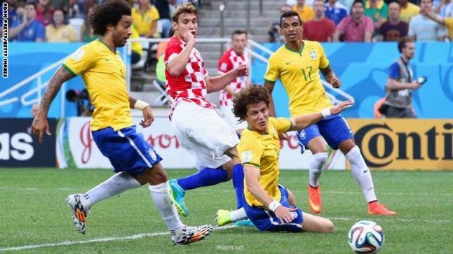 موعد مباراة البرازيل وكرواتيا الودية اليوم استعدادا لكأس العالم روسيا 2018