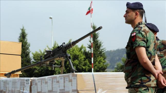 الولايات المتحدة تقدم مساعدات عسكرية للجيش اللبناني لحماية الحدود