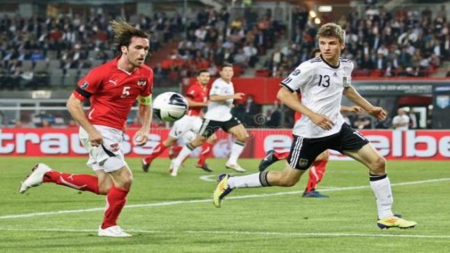 موعد مباراة النمسا وألمانيا الودية اليوم أستعدادا لكأس العالم