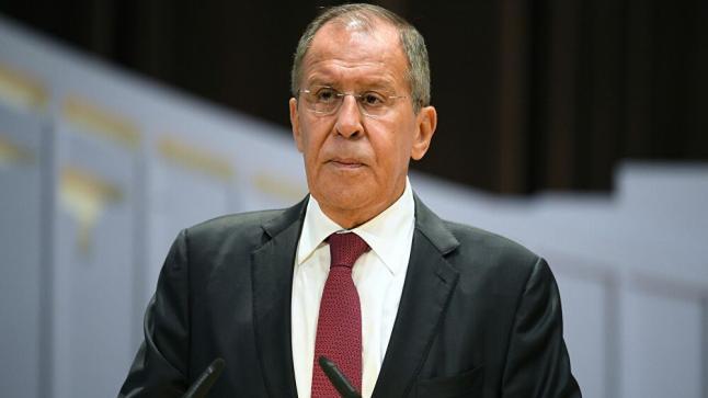 لافروف: نُرحب بالتطبيع بين العرب وإسرائيل دون المساس بحقوق الفلسطينيين