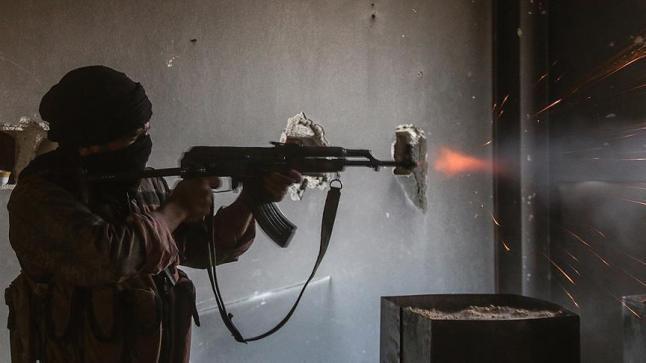 تنظيم الدولة يشن أعنف هجوم له على مواقع الحشد الشعبي بالموصل
