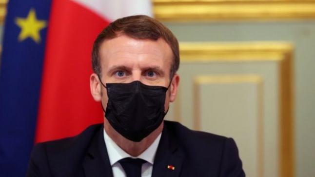 الرئيس الفرنسي: ملتزمون بالدفاع عن سيادة الاتحاد الأوروبي