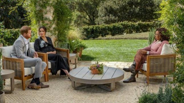 نظارة أوبرا في مقابلة هاري وميغان تتسبب في غزو للماركة