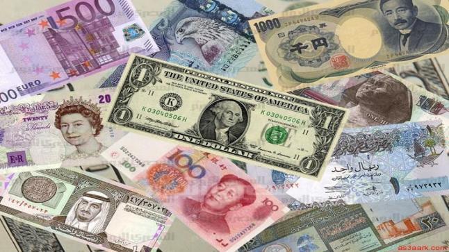 أسعار العملات اليوم الخميس 7\6 مقابل الجنيه في البنوك المصرية