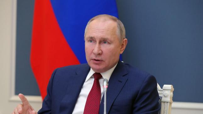 بوتين يستجيب لدعوة بايدن لحضور قمة المناخ