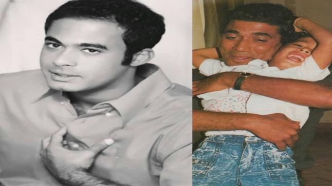 شاهد بالفيديو الراحل هيثم أحمد زكي قبل وفاته بيوم وهو يمارس الملاكمة في الجيم