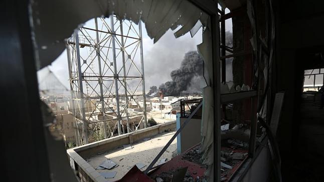 الجيش العراقي يتهم داعش بارتداء زي الشرطة وارتكاب مجازر بحق المدنيين