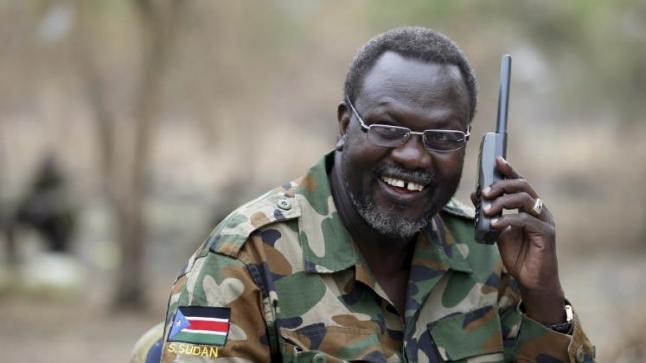 حكومات إفريقية وراء عدم عودة مشار إلى جنوب السودان