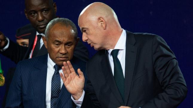 إيقاف رئيس الكاف خمس سنوات وتغريمه 200000 فرانك سويسري