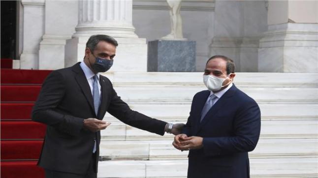 الأمم المتحدة تنشر اتفاقية ترسيم الحدود بين اليونان مصر