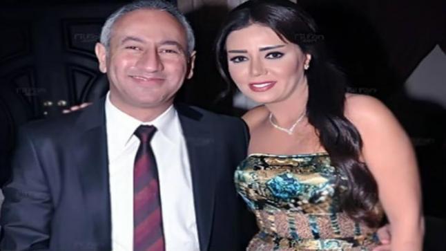 شاهدوا ردة فعل طليق رانيا يوسف على أزمة فستانها المثير