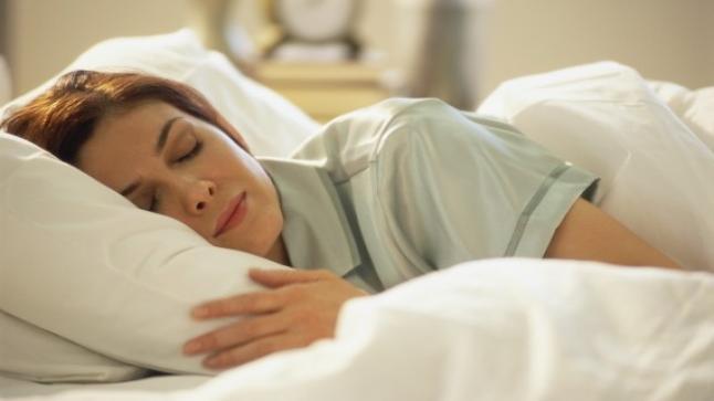 تفسير حلم النوم في المنام