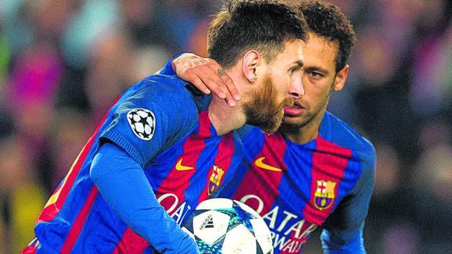 برشلونة يحدد موقف نيمار من المشاركة بالكلاسيكو