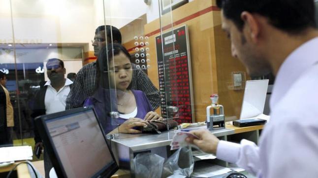 تحويلات العمالة الوافدة في منطقة الخليج في 2019 تشهد تراجعا بأكثر من 4 % مقابل 2018