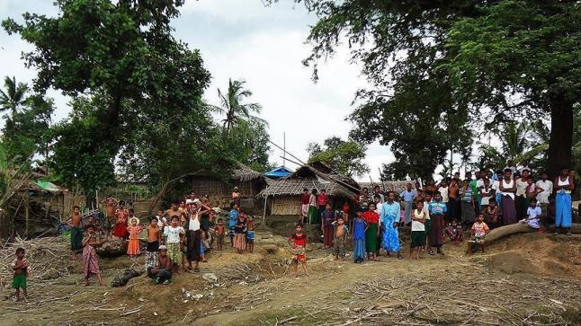 عشرات الإصابات في ميانمار في اشتباكات بين مسلمين وبوذيين