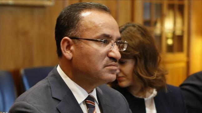 وزير العدل التركي يبحث مع نظيره الأمريكي ملف تسليم جولن لأنقرة