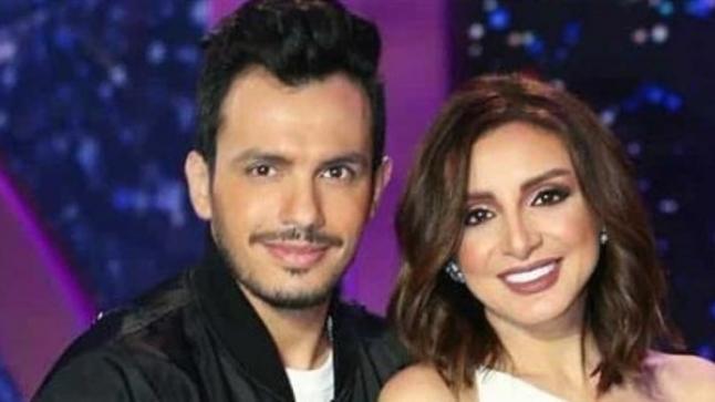 أنغام تثير الجدل بهذه الصورة الحميمية مع زوجها أحمد إبراهيم بعد شائعات انفصالهما