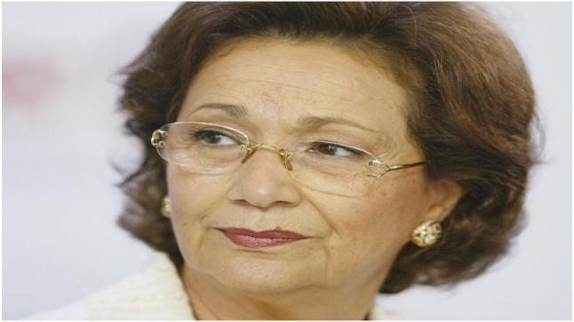 شاهدوا بالصور كيف أصبح شكل سوزان مبارك وكيف تبدلت ملامحها في أحدث ظهور لها