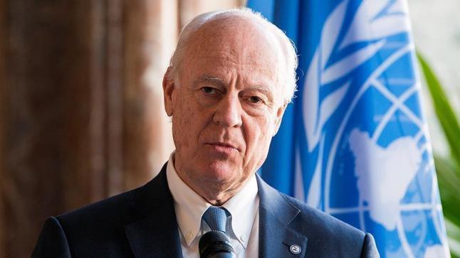 جنيف تستضيف جولة جديدة من المحادثات السورية منتصف الشهر الجاري