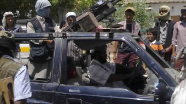 تنظيم القاعدة يشن هجومين منفصلين في مدينة شقرة اليمنية