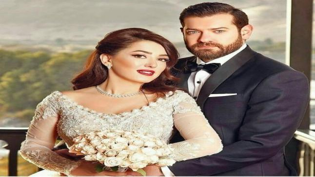 شاهد بالصور: احتفالات عمرو يوسف وكندة علوش بمولودتهما وهؤلاء النجوم أول المباركين