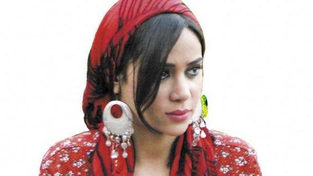احتفال كوكي مجدي بأول بطولة سينمائية لها في مهرجان القاهرة الدولي