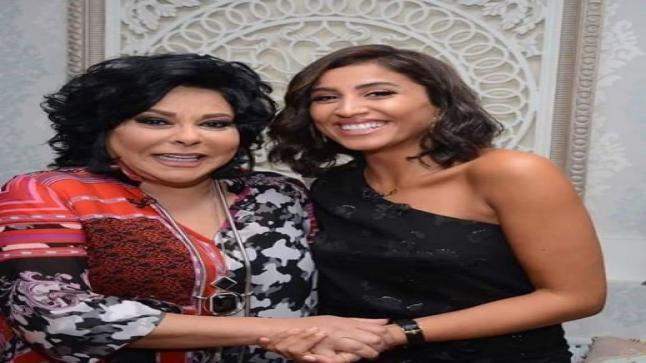 دينا الشربيني ضيفة صاحبة السعادة هل تكشف لأول مرة اسرار علاقتها مع عمرو دياب؟