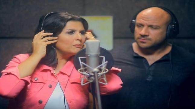غناء منى الشاذلي مع أحمد مكي يشعل السوشيال ميديا
