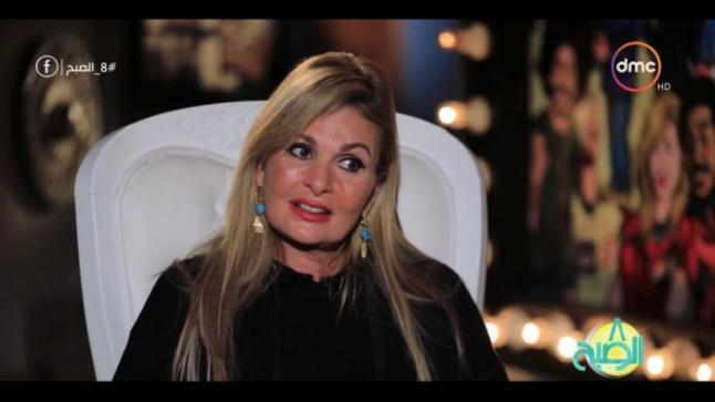 يسرا ضيفة رحمة خالد أول مذيعة مصرية من ذوي الاحتياجات الخاصة