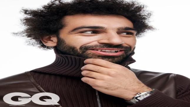 محمد صلاح يكتسح السوشيال ميديا بجلسة تصوير جديدة