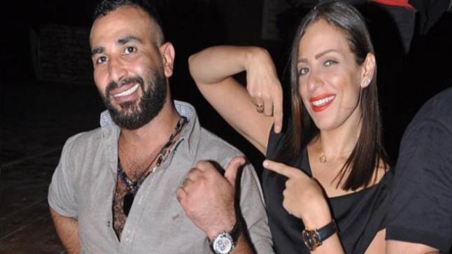 تعرف على اللقاء الأول بين ريم البارودي وأحمد سعد بعد طلاقهما