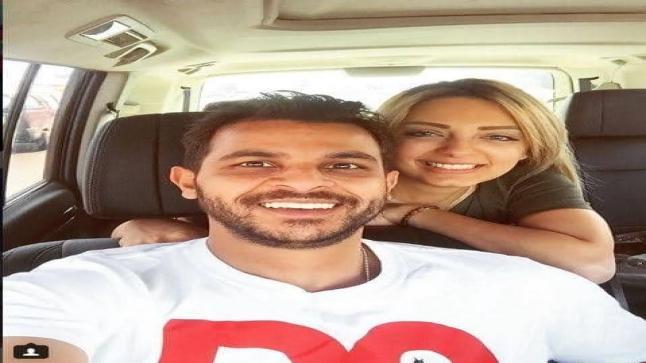 محمد رشاد ومي حلمي في عش الزوجية