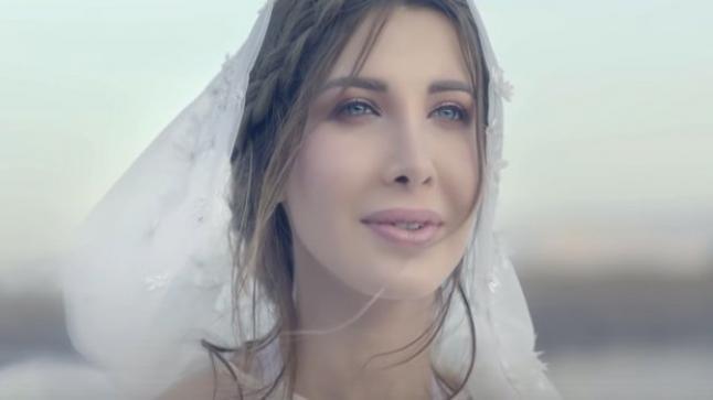 نانسي عجرم تحتفل بعيد الحب وتطرح أغنية رومانسية بحتة